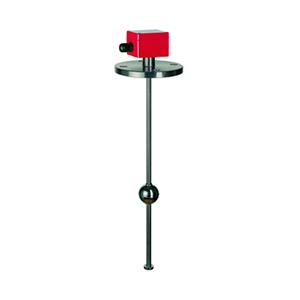 Fjärrgivare för nivåövervakning i vätsketankar.