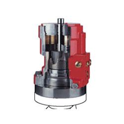 BRC hydrauliskt manöverdon för 90-gradiga ventiler.