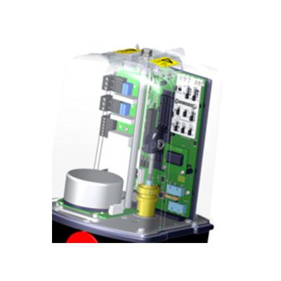 ARI Premio elektriskt manöverdon för flervarviga ventiler.